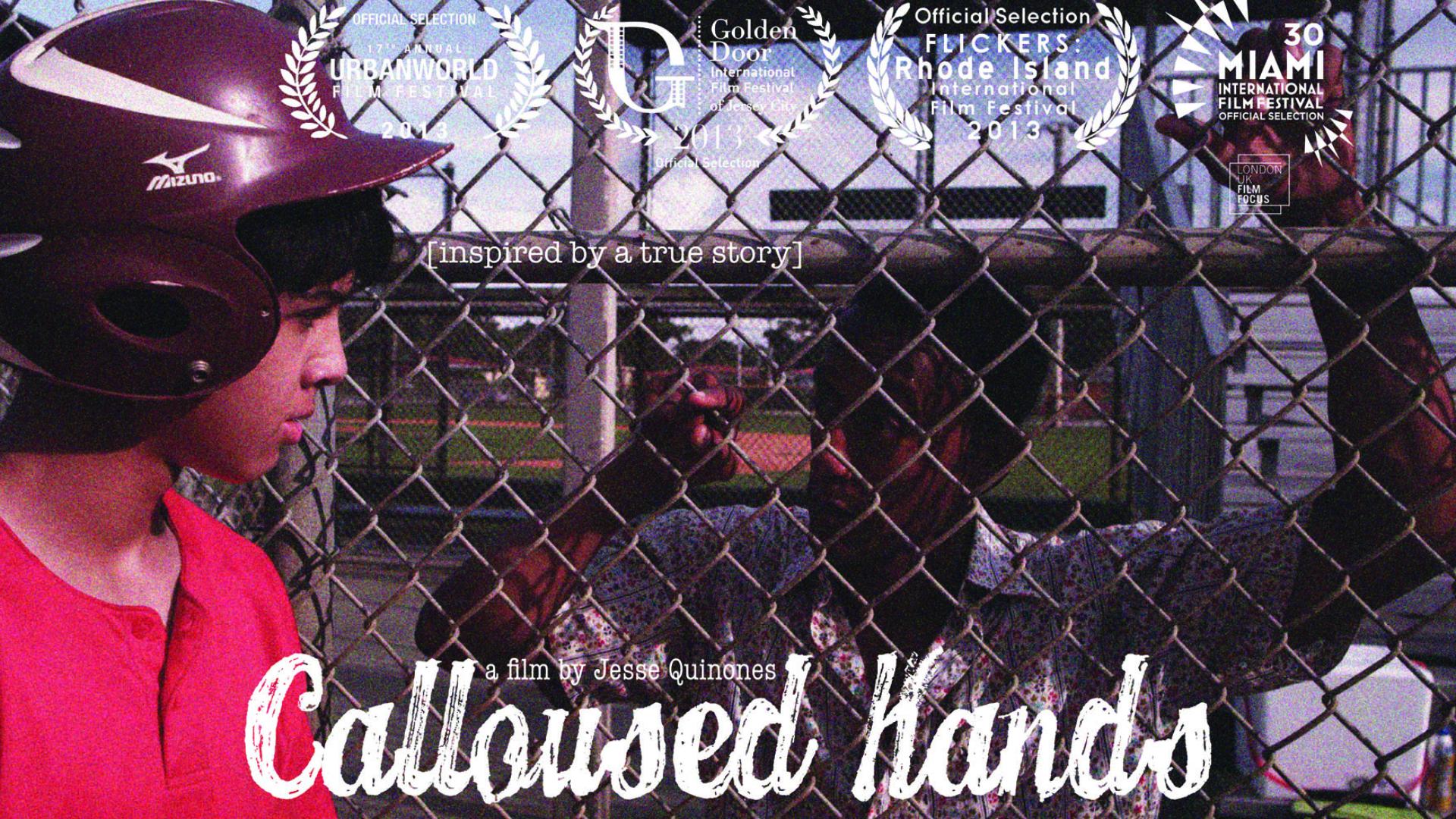 Calloused Hands poster A0 landscape v8